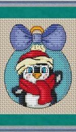 Home Stitch - Penguin by Inessa Mikhaleva