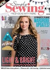 Simply Sewing-Issue 7-July-2015