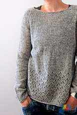 Amory Pullover by Isabell Kraemer-English