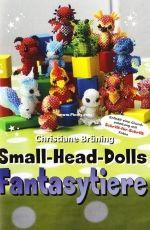 Small Head Dolls - Farmtiere by Christiane Brüning