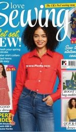 Love Sewing Issue 89 / 2021