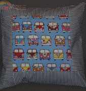 VW T1 pillow for camper