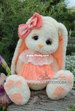 Bunny Tasya - Tatyana Belousova - knitting pattern - russian
