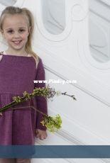 Filcolana-Dagmar Dress by Trine Frank Påskesen-Danish,English,German-Free