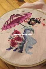 Nora Corbett Miss Cherry Blossom