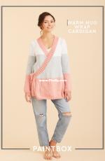 Paintbox-by Paintbox Yarns-Warm Hug Wrap Cardigan-Free.