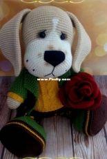 Ecem Design - Elena Akkoca - Duffy the puppy