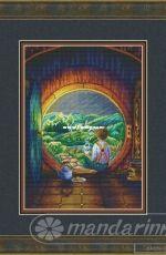 Bilbo's Home by Mandarinks