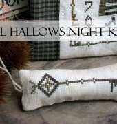 The Little Stitcher - All Hollows Night Key - Free