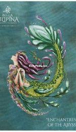 Bella Filipina Cross Stitch Design - Enchantress of The Abyss