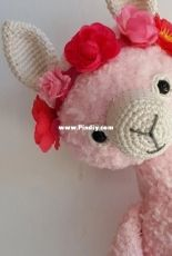 Amalou Designs- Marielle Maag - Alpaca Allegra