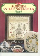 SANQ 19-Sampler & Antique Needlework-N°19-Summer-2000