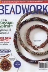 Beadwork Vol.21 No.4 June-July 2018