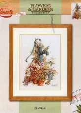 Lanarte 34198 - Waterpump and Flowers