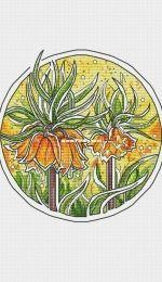 Fritillaria by Alisa Okneas