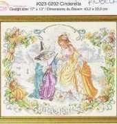 Janlynn 023-0202 - Cinderella