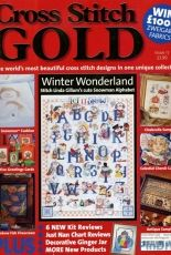 Cross Stitch Gold Issue 17 April 2010