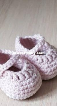 Tatsiana toys - Tatiana Reentovich - Doll Ksyusha Shoes - Russian - Free