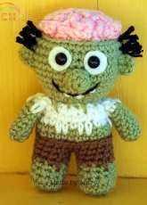 Made by Mary - Mary Smith - Zombie Mini Spook