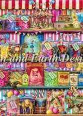 HAED HAEAISSS 1568 Supersized Sweet Shoppe by Aimee Stewart