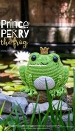 Airali Design - Prince Perry The Frog - Il principe Perry The Frog - Italian