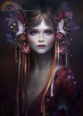HAED - HAEMEDMINI 23689 Mini Blossom by Melanie Delon