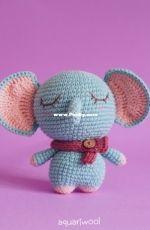Aquariwool - Abba The Elephant - Free