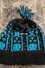 A Making Day Hat by Alisha Greene-Free