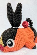 Mr Pikachu Hat - Casey Gibbons - Tepig - Free