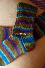 Pulque Socks by Alice Twain Free Italian English