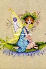 Nora Corbett NC263 Pond Lily