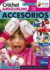 Crochet Amigurumi Accessories-N°2-May-2015- Spanish