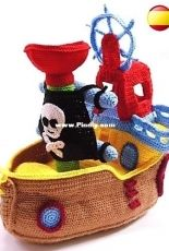 Sueños Blanditos - Gretel Crespo - Pirate Ship - Spanish