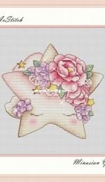 MiAxStitch - Gentle Dream of a Star by Minasyan Yana