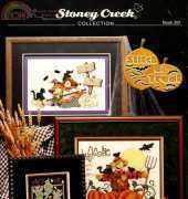 Stoney Creek Collection Book 261 - Stitch or Treat