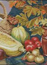 Charivna Mit C-148 Still life with pumpkin