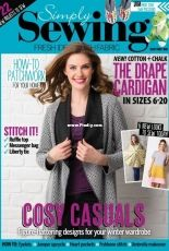 Simply Sewing Issue 39 - April 2018
