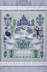Swan Lake Cross Stitch by OwlForest