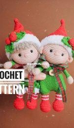 Massima design - Olya / Olga Povzun - Christmas Gnomes