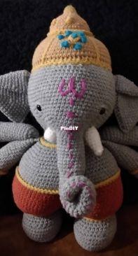 Ganesha, de Madelenon
