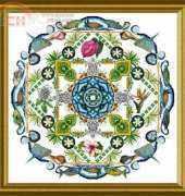 Chatelaine Design and Needlearts - Tahiti Mandala