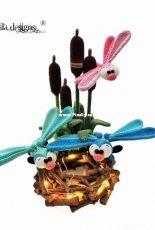 Mala Designs - Mandy Herrmann - Dragonflies