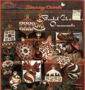 Stoney Creek Book 190 - Beaded Christmas Ornaments