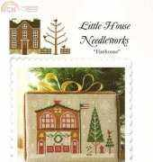 Little House Needleworks LHNPC-87 - Hometown Holiday Series 7 - Firehouse