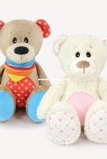 "Kullaloo - Teddy nähen mit Teddybär Schnittmuster ""JOSHI"""
