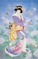 HAED HAEHZM 11431 Chou No Mai by Haruyo Morita