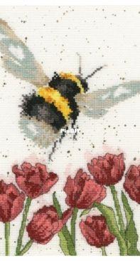 Bothy Threads XHD41 Flight of the Bumblebee