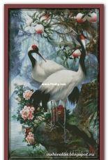 Chimera - Chinese Cranes