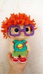 Creando Ilusiones Rose - Veronica Castro - Chucky - Carlitos - Spanish