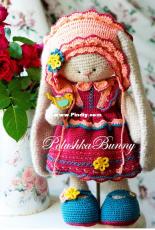 Polushka Bunny - Maria Ermolova -  Mia Outfit For Bunny Girl
